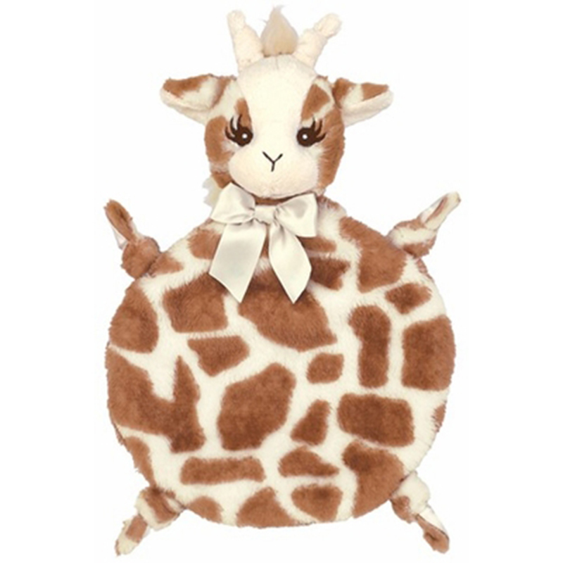 Wee Patches Giraffe Blankie
