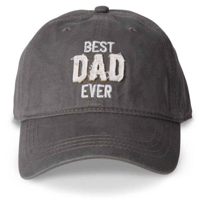 Best Dad Gray Hat