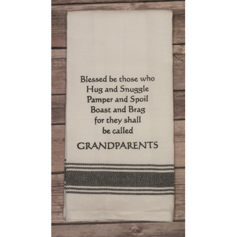 Blessed Grandparents