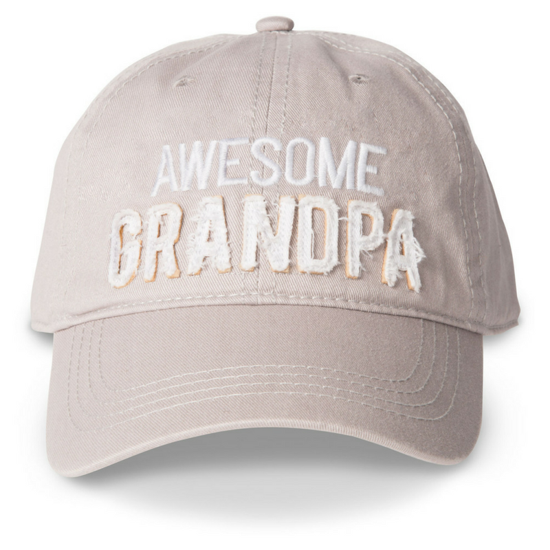 Grandpa Gray Hat