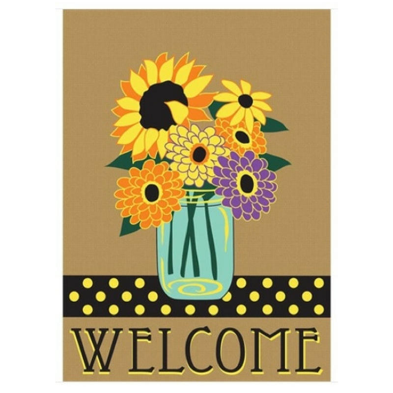 Summer Floral Welcome