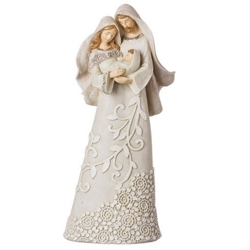 Lace Holy Family