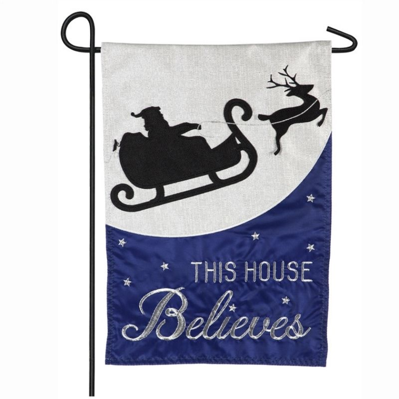 This House Believes Garden Flag
