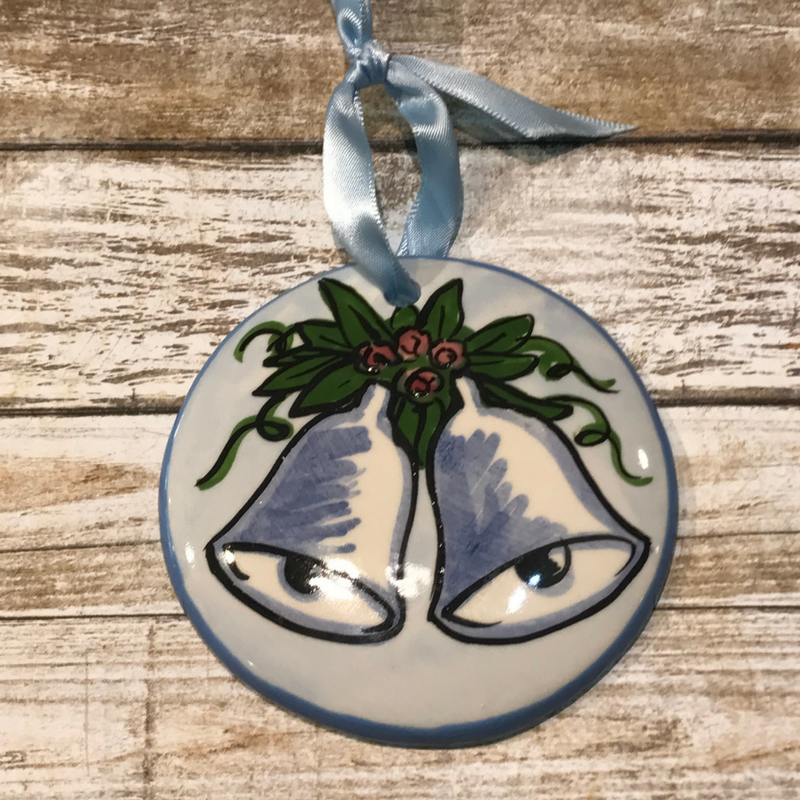 Wedding Bells Ornament