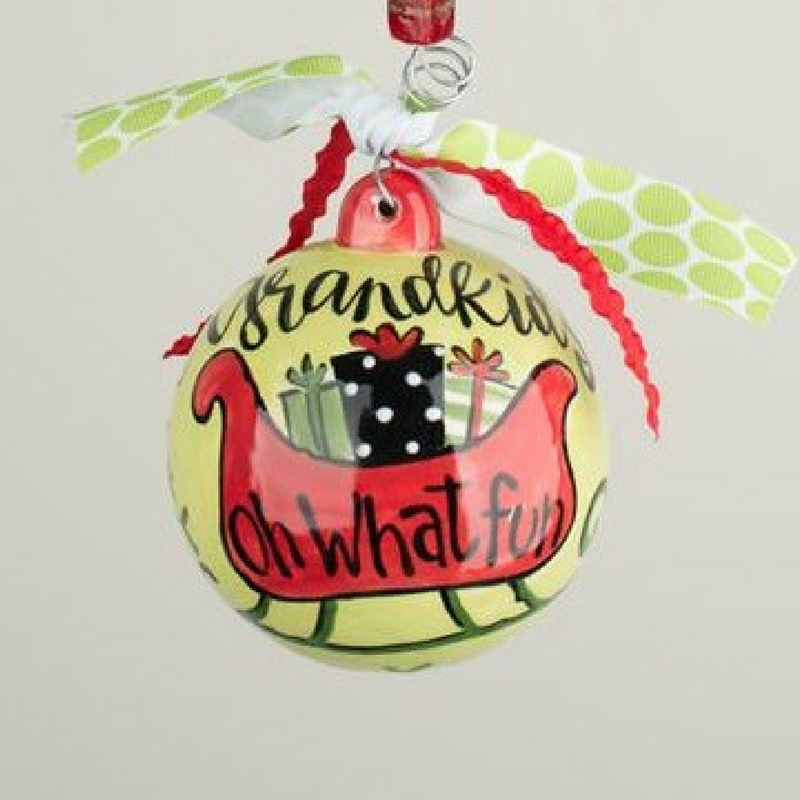 Grandkids Fun Ornament