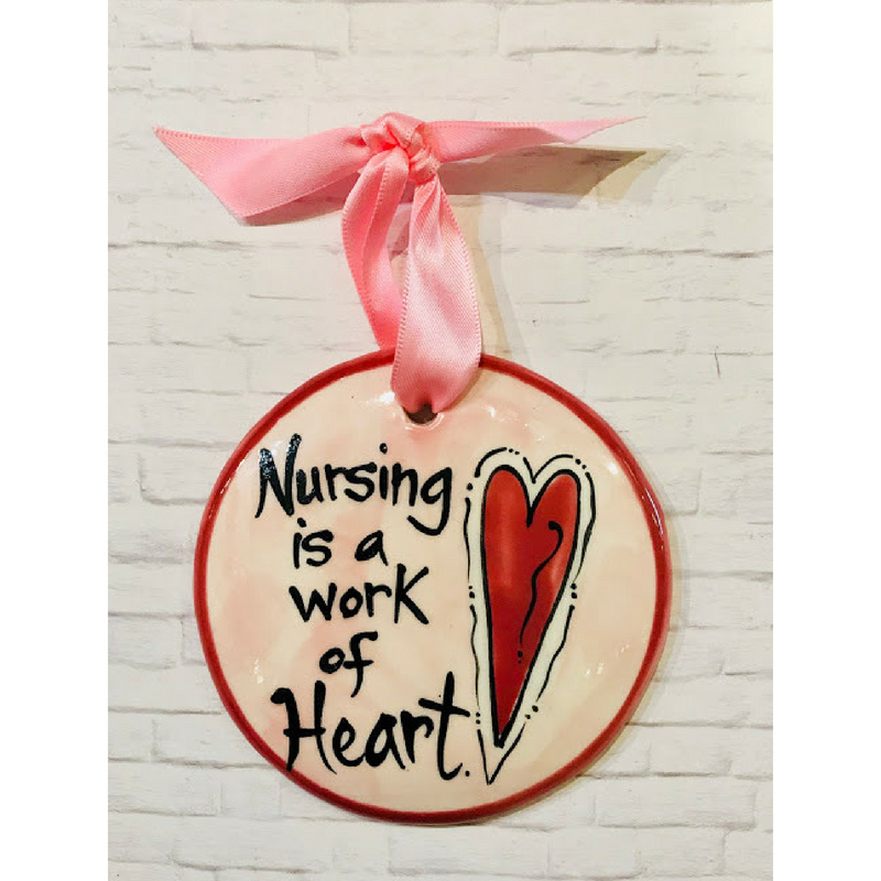 Nursing Ornament