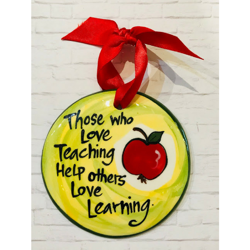 Teaching Ornament