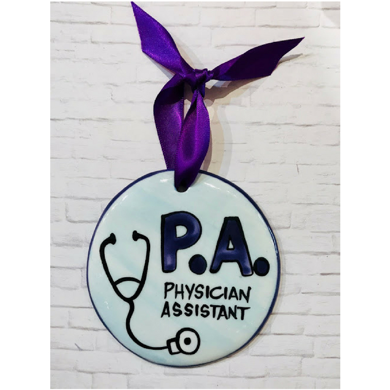 Physician's Assistant Ornament