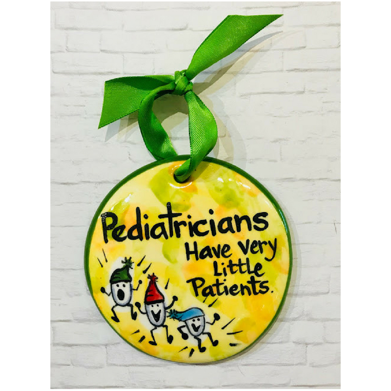 Pediatrician Ornament