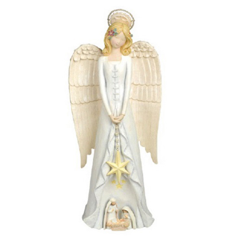 Angel Nativity Figurine