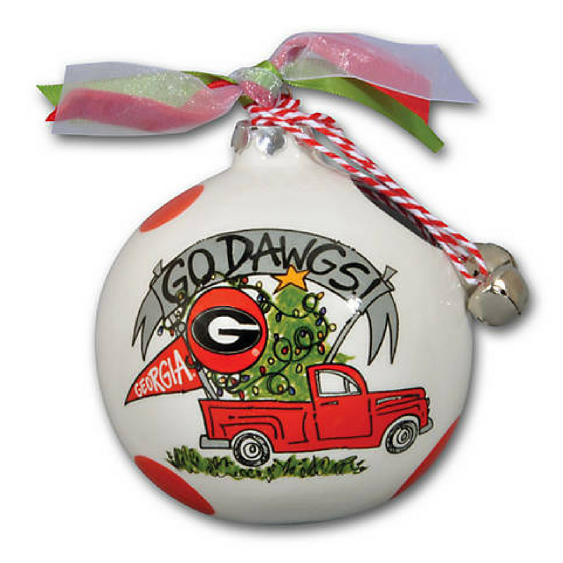 Georgia Ornament