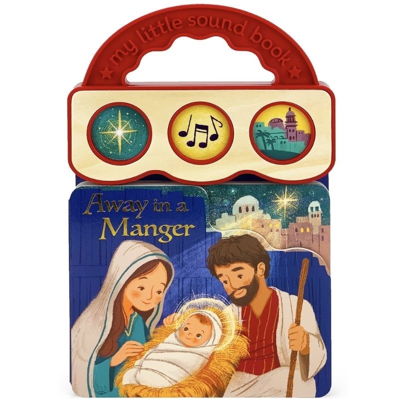 Away in a Manger Sound Book