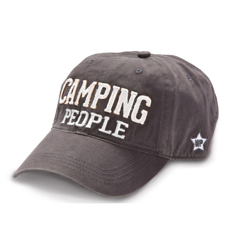 Camping People Hat