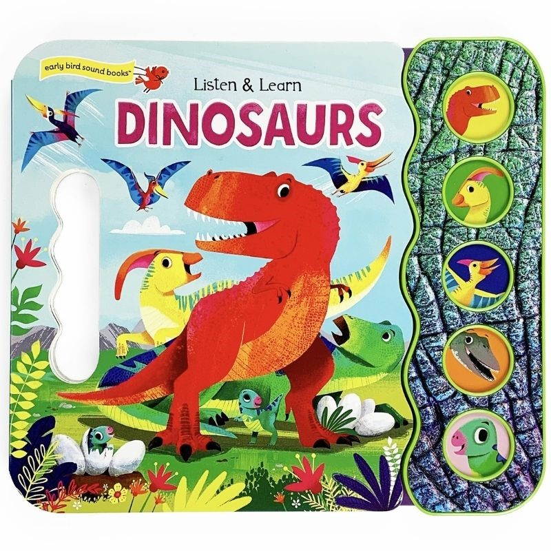 Dinosaurs Sound Book