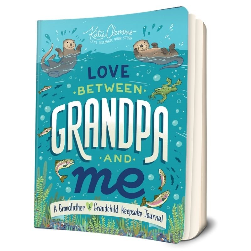 Grandfather & Grandchild Journal
