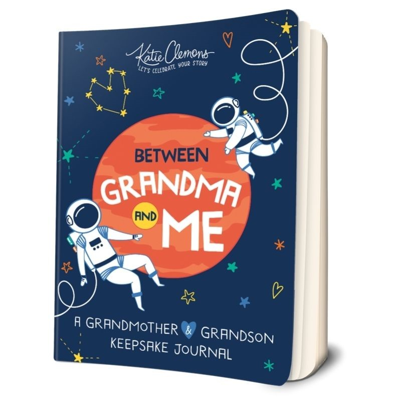 Grandmother & Grandson Journal