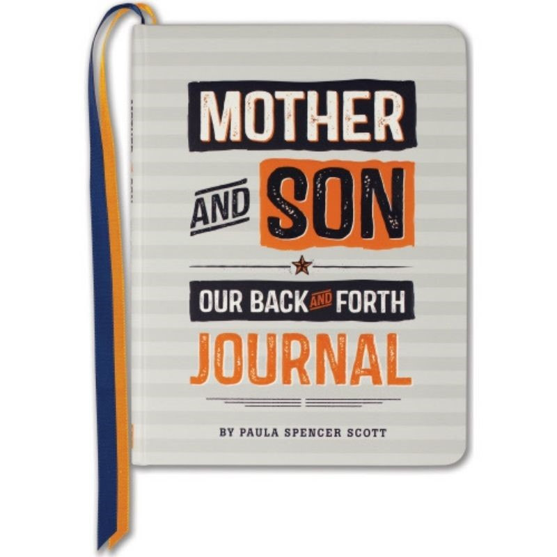 Mother & Son Back-and-Forth Journal