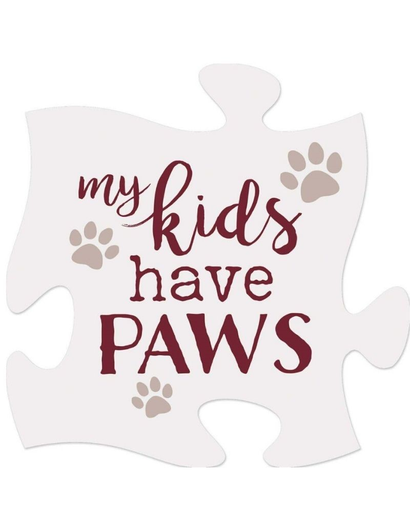 My Kids Have Paws Mini Puzzle