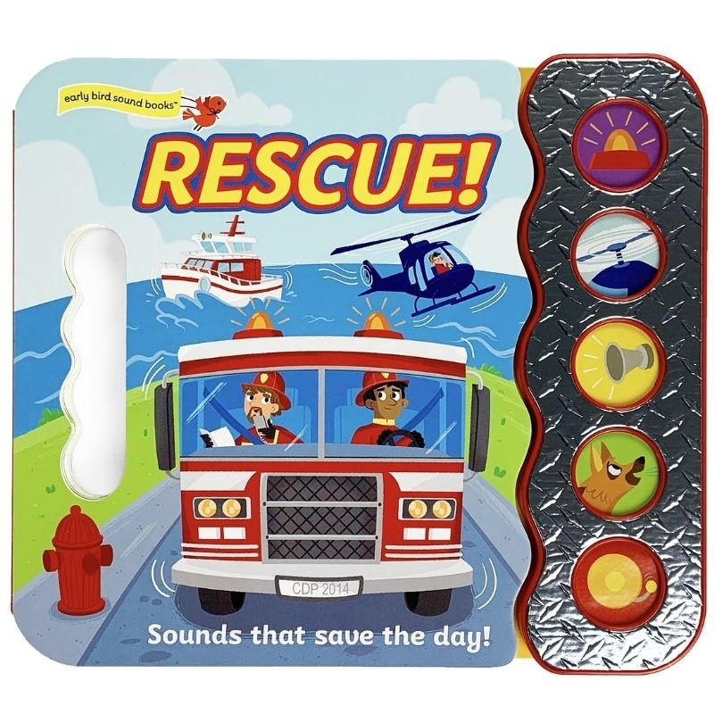 Rescue! Sound Book