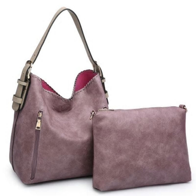 Alexa 2 in 1 Hobo Violet