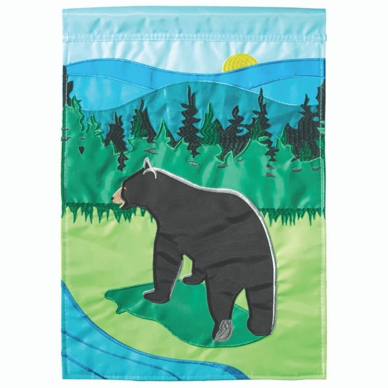 Bear House Flag