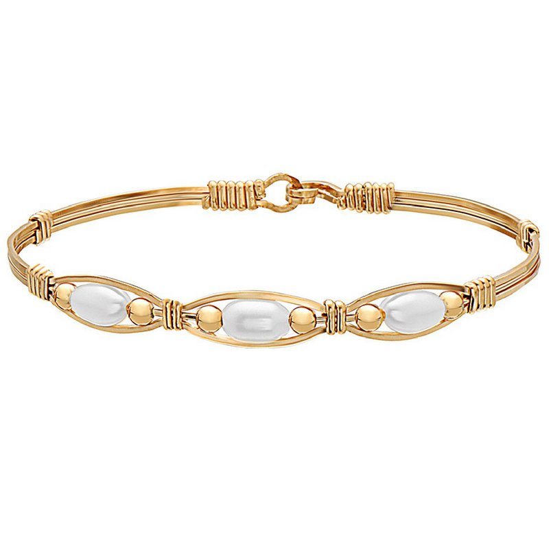 The Bella Bracelet Gold