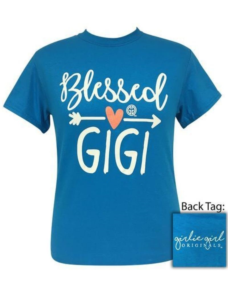 Blessed Gigi Tee Shirt