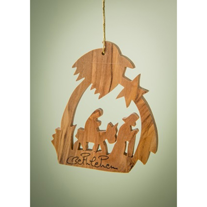 Palm Tree Flight Ornament