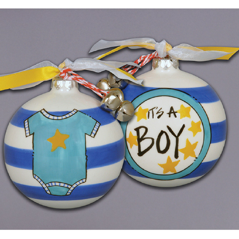 Its a Boy Ornament