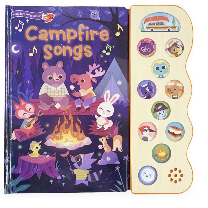Campfire Songs Sound Book