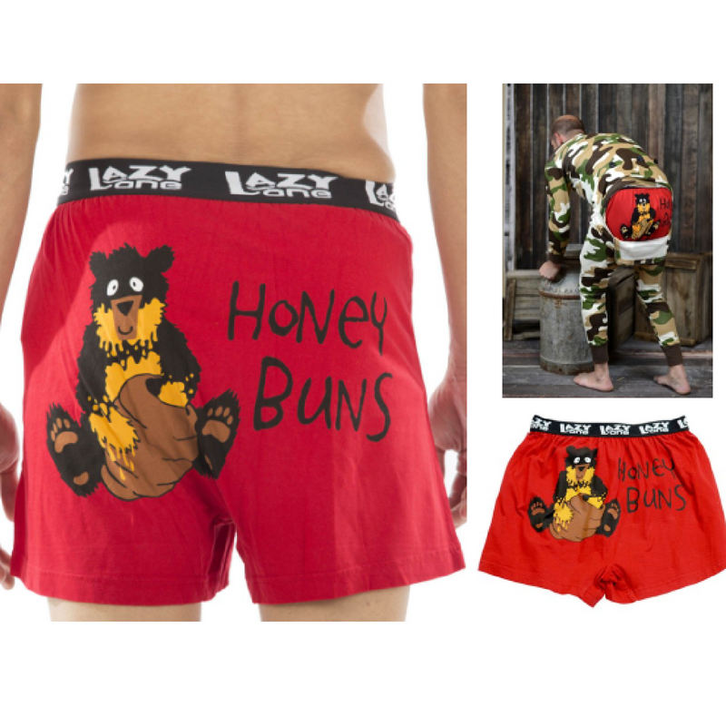 Lazy Ones Men's Boxers