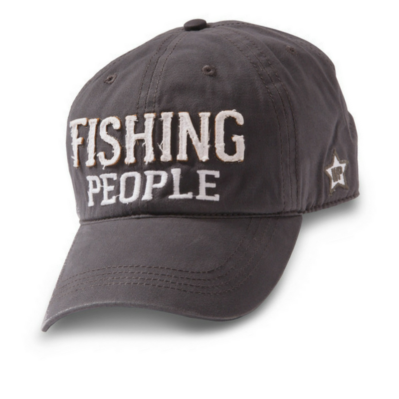 Fishing People Hat