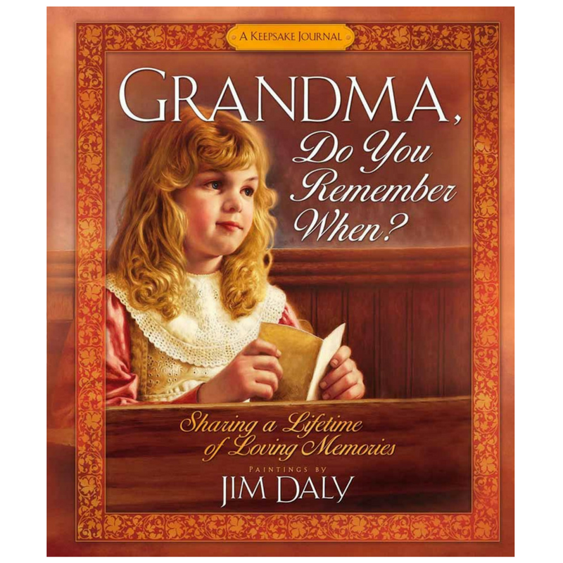 Grandma, Do You Remember When?