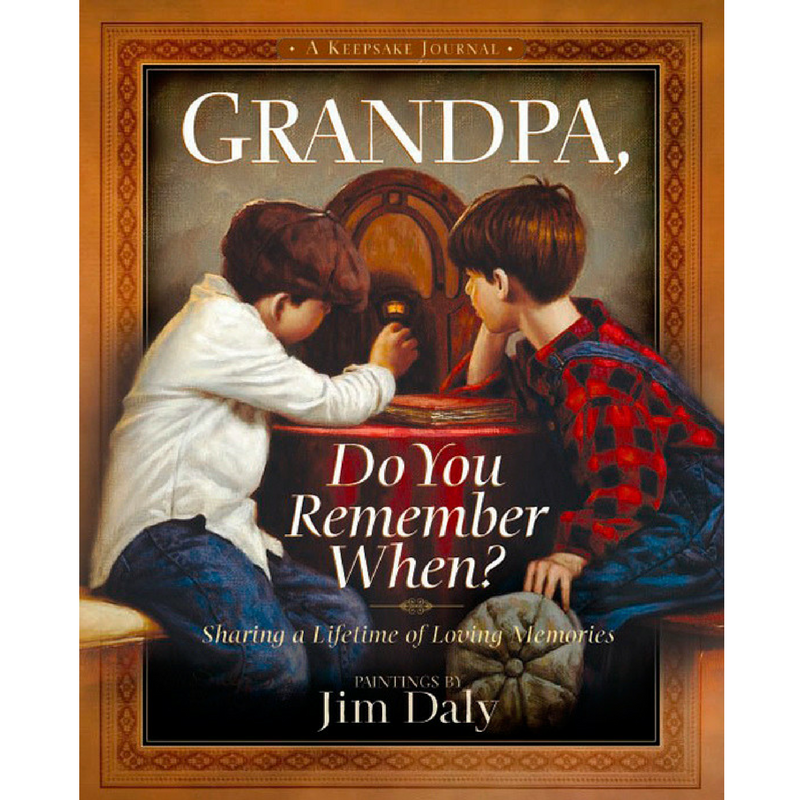 Grandpa, Do You Remember When?