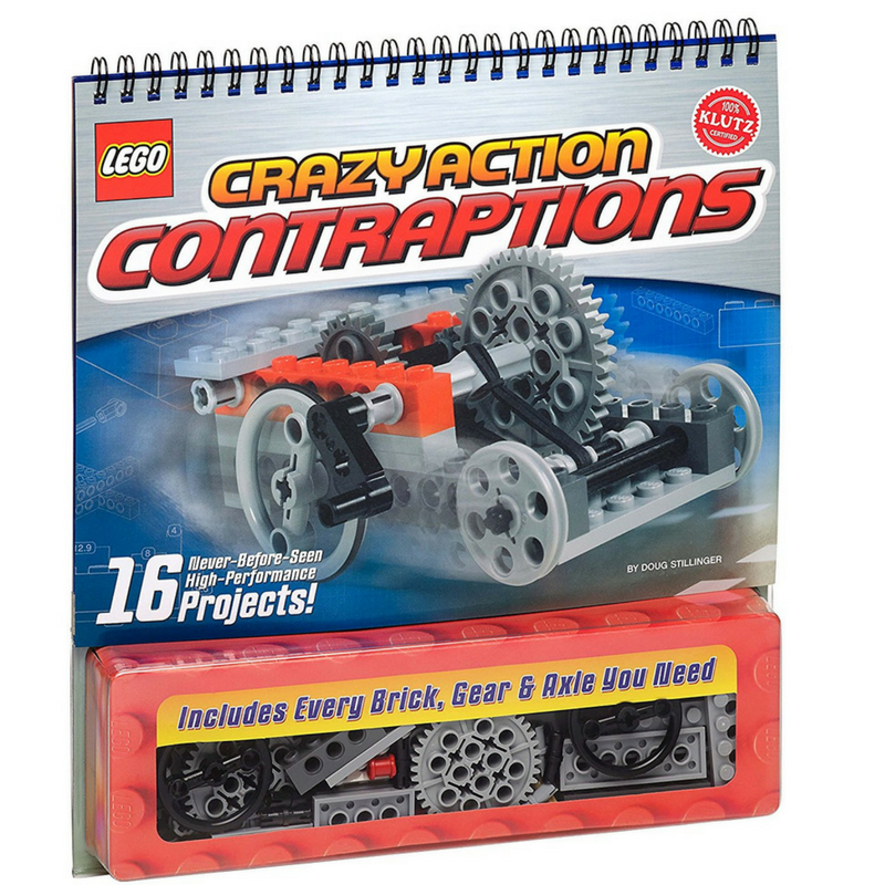 Lego Crazy Action Contraptions Kit