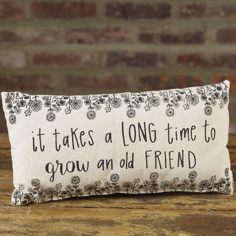 Grow Friend Pillow