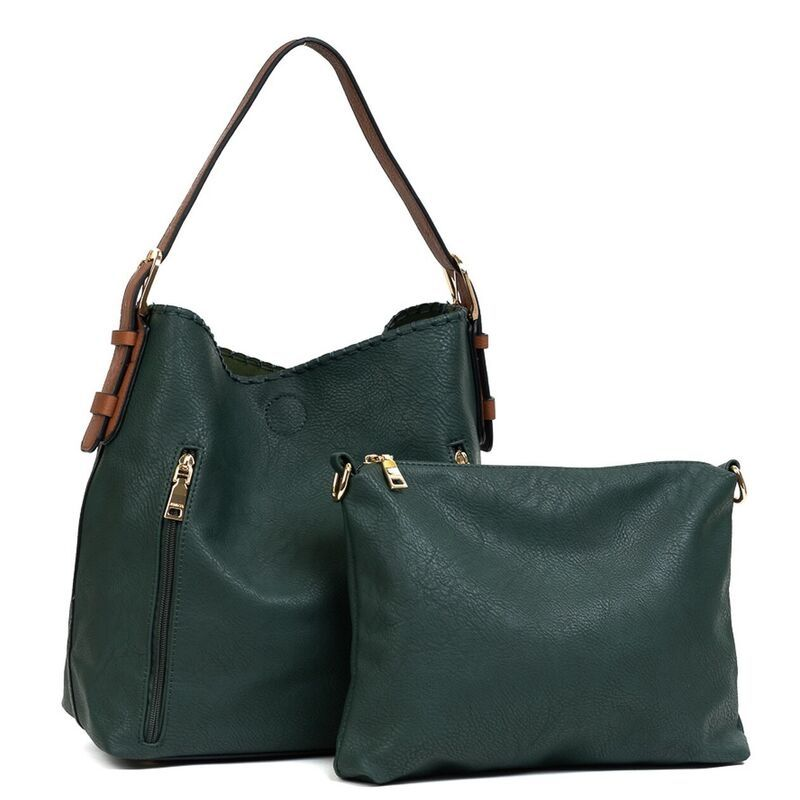 Alexa 2 in 1 Hobo Green