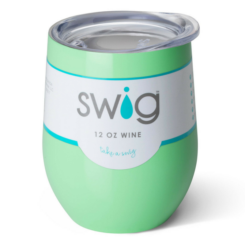 Stemless Wine Cup Mint