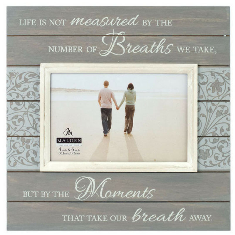 Sun Washed Moments Frame