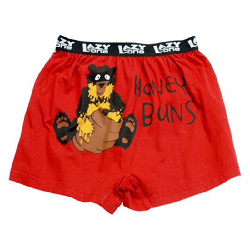 Honey Buns Comical Boxer