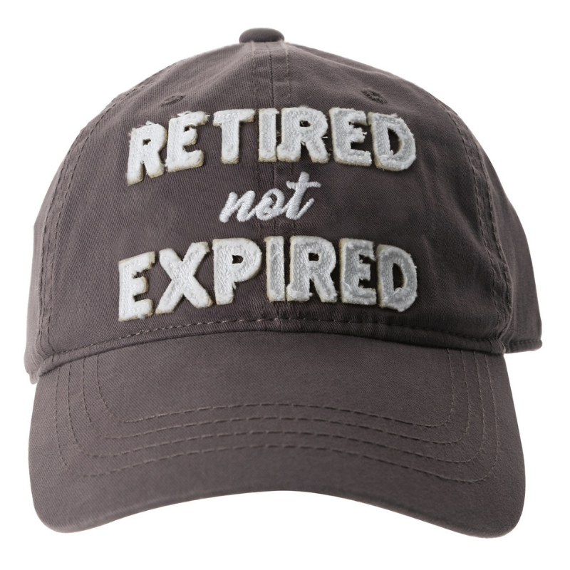 Not Expired Hat
