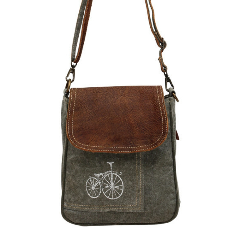 By-cycle Shoulder Bag