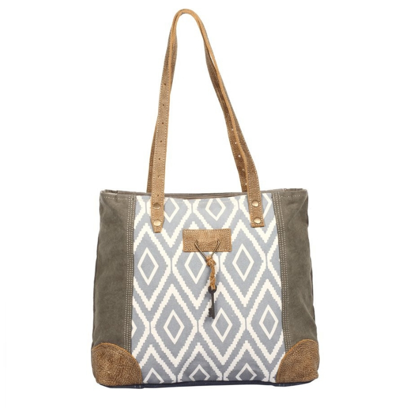 Curio Key Tote Bag